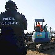 L'Italie ferme un à un les campements Roms