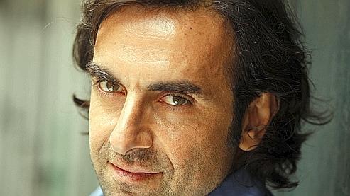 André Manoukian. (Ph: François Marquet - EMI France)