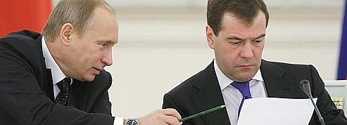 Vladimir Poutine défend sa façon de gouverner