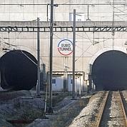 Eurotunnel: les records font monter le titre