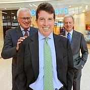 Bob Diamond prend la tête de Barclays