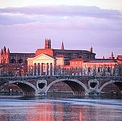 Toulouse prend des couleurs