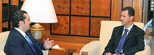 Au Liban, Saad Hariri n'accuse plus la Syrie