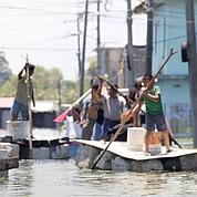 Mexique : des pluies font 900.000 sinistrés