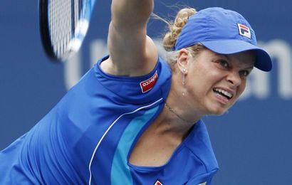 Kim Clijsters s'est hissée en finale