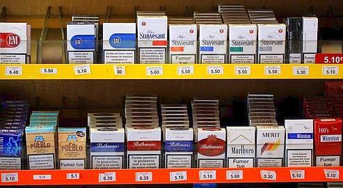 Hausse de 6% du prix des cigarettes en novembre