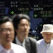 La hausse du yen déprime le Nikkei