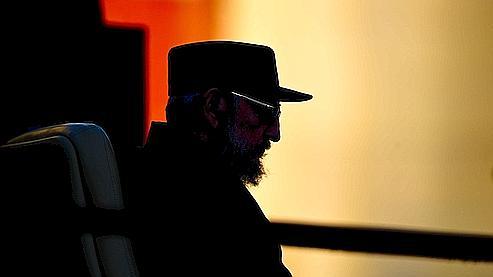 Fidel Castro, la semaine dernière, à La Havane.