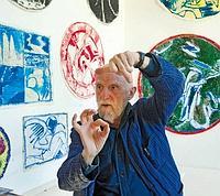 «La spontanéité ne suffit pas, ni le désordre improvisé. Le dessin doit rester ouvert, qu'on puisse y entrer et en sortir.», explique Alechinsky.