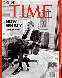 La presse anglo-saxonne fait ouvertement part de son scepticisme quant aux choix stratégiques d'Obama.