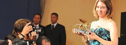 Sofia Coppola reçoit le Lion d'Or à la 67e Mostra