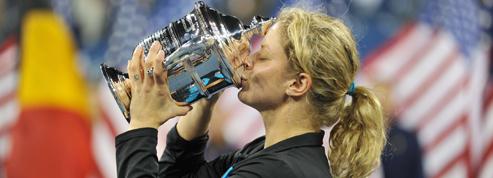 Kim Clijsters remporte l'US Open <br>pour la troisième fois