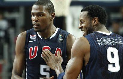 Team USA, 16 ans après