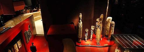 Trois objets d'art disparaissent au Quai Branly