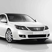 Une nouvelle berline de luxe pour Renault