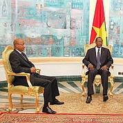 La présidentielle en suspensen Guinée