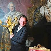 Benjamin Steinitz. (Ph : F.Poletti/ Le Figaro)