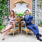Mickael et Sandra Kraemer (Ph: F.Poletti/ Le Figaro)