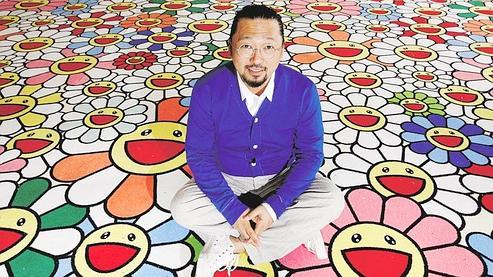 Murakami l 39 art contemporain face ses d tracteurs for Art contemporain artistes