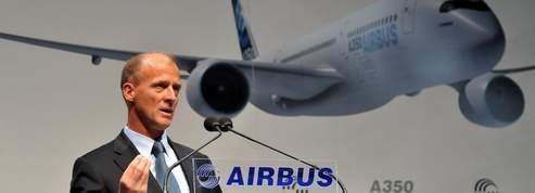 Airbus négocie la vente ferme de 150 appareils à la Chine