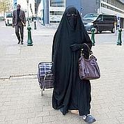 L'interdiction de la burqa votée