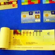Le chèque résiste en France