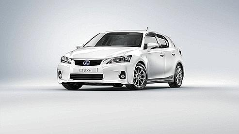Toyota élargit sa gamme de voitures hybrides
