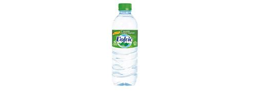 Volvic invente la bouteille en canne à sucre