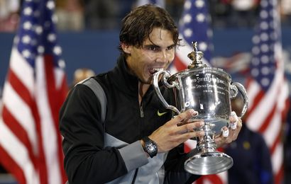 Rafael Nadal a remporté son premier US Open