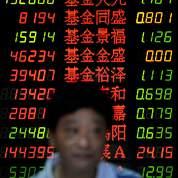 Les Bourses d'Asie à la baisse