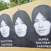 Iran: l'appel au secours des enfants de Sakineh