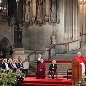 L'hommage du Pape à la démocratie anglaise