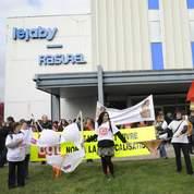 Lejaby : l'occupation du siège social continue