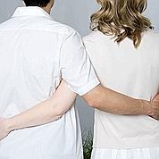 Vivre en couple réduit le stress