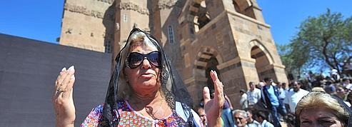 Ankara autorise une messe arménienne «historique»
