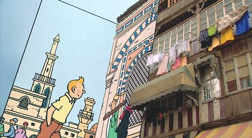 Au pays de Tintin