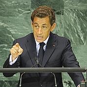 Sarkozy veut taxer les échanges financiers
