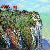 Claude Monet en pleines lumières