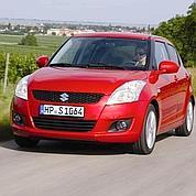 Suzuki Swift la même en mieux