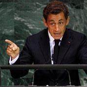Sarkozy mobilise l'ONU contre la pauvreté