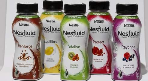 À base d'eau de coco et de lactosérum, la boisson est déclinée en plusieurs saveurs.