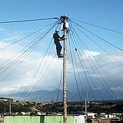L'électricité: clé de la lutte contre la pauvreté