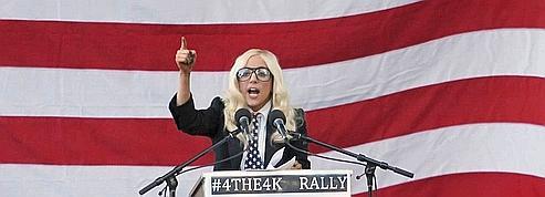 Lady Gaga en pasionaria de la cause gay dans l'armée