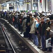 Grève : un TGV sur deux jeudi