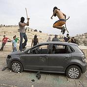 Affrontements à Jérusalem