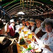 Oktoberfest, fête de la bière et de la Bavière