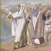 Comment Moïse a traversé la Mer Rouge