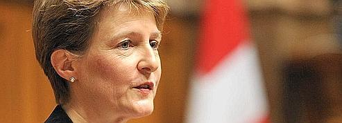 Les femmes majoritaires au gouvernement suisse