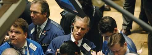 La baisse l'emporte à la Bourse de New York