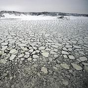 Et si la vie était apparue dans la glace